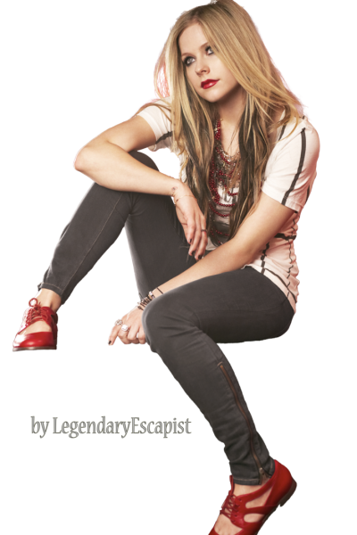 Avril Lavigne Transparent PNG