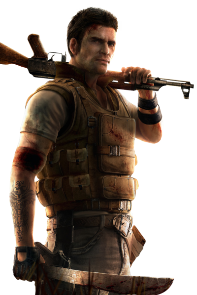 3xhumed 35 6 Far Cry 2 Render