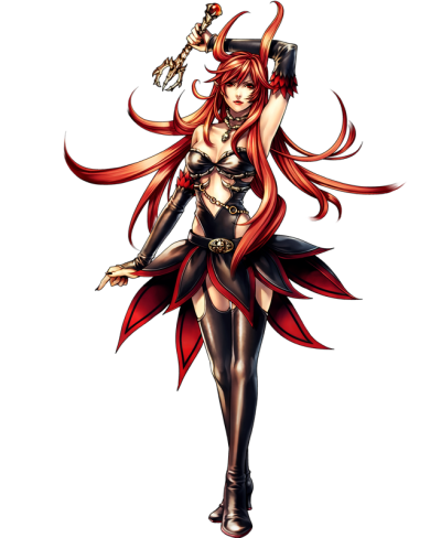Demon Transparent Background