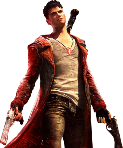 Devil May Cry PNG Image