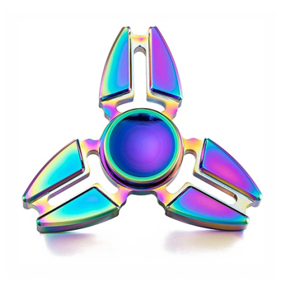Rainbow Fidget Spinner Images Download HD PNG