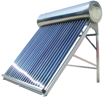Solar Water Heater Background PNG