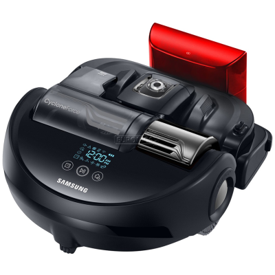 Robotic Vacuum Cleaner Free HD Image