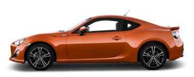 Orange Toyota Gt86 Png Image Car Image