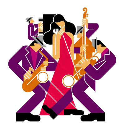 Jazz PNG File HD