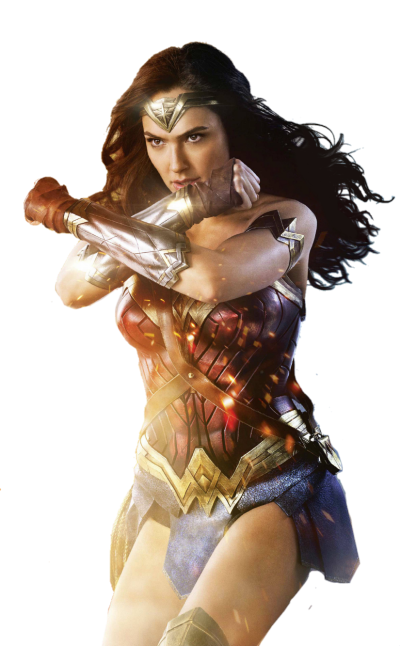 Wonder Woman PNG Render by Mr