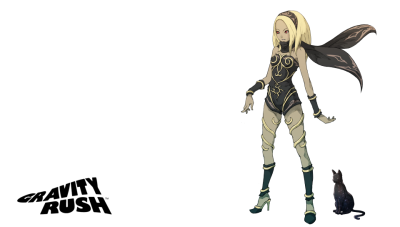 Gravity Rush PNG Transparent File