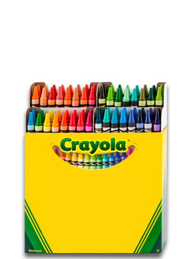 graphic relating to Crayon Printable called Down load Free of charge png Crayola Crayon Box Printable -