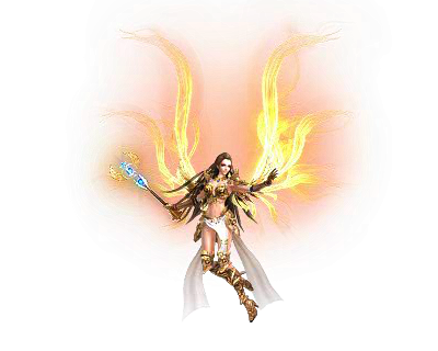 Angel Warrior Picture