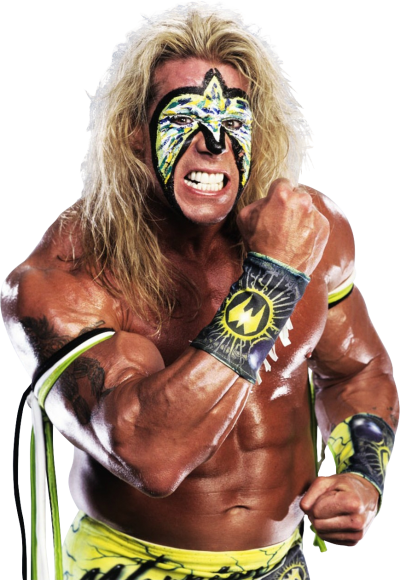 The Ultimate Warrior PNG Image