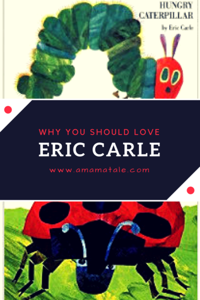 Why You Should Love Eric Carl