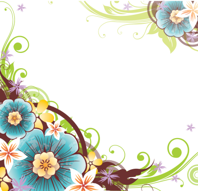Flowers Vectors Png Picture