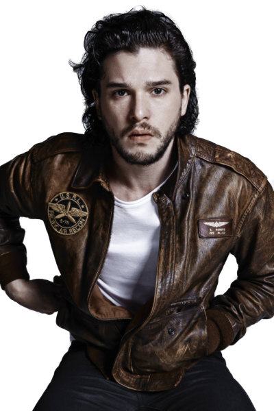 Kit Harington Transparent Background