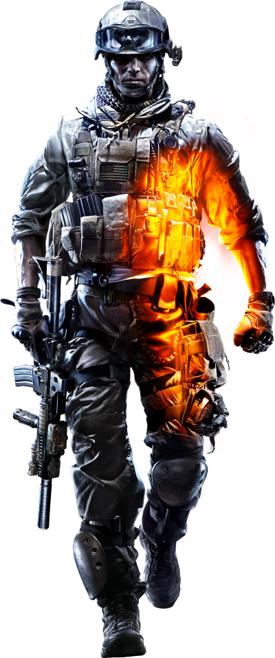 Promotional Soldier BF3 HQ Re