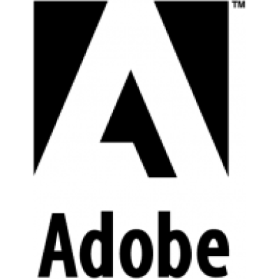 Logo of adobe