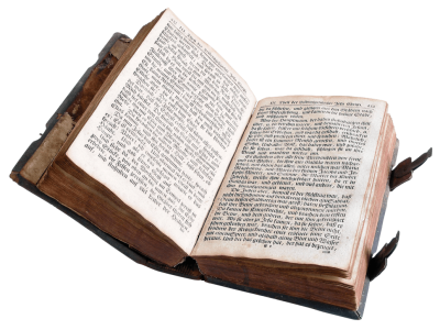 old-german-bible