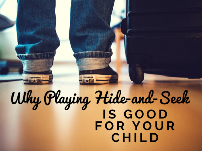 Why Playing Hide-and-Seek. Ch
