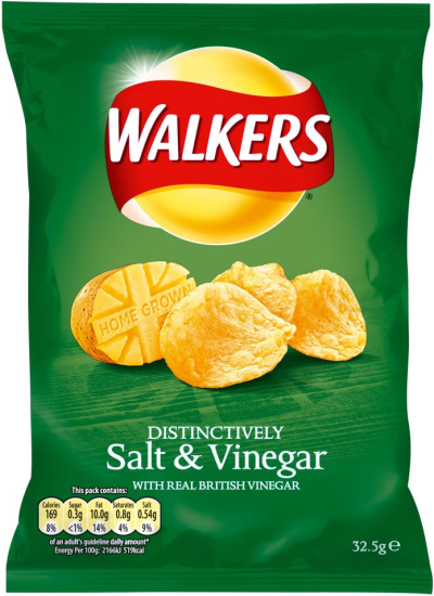 Walkers Distinctively Salt an