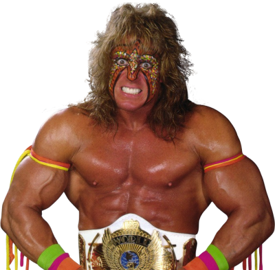 The Ultimate Warrior PNG Photos