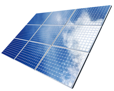 Solar Power System Download PNG Image