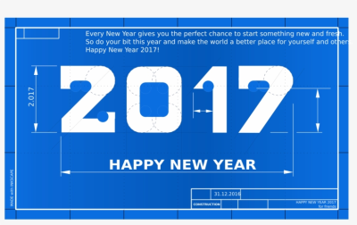 This Free Icons Png Design Of Happy New Year Blueprint Transparent ...