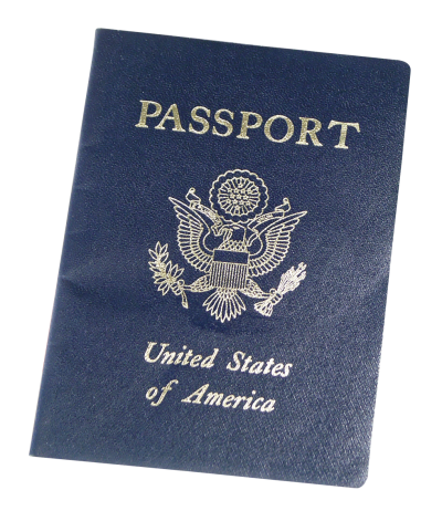 Passport PNG File Download Free