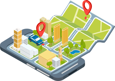 Development Map Smartphone Mobile App Application Android