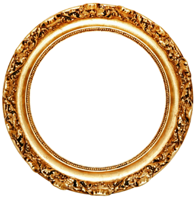d8bb52fd649 Download Free png Golden Round Frame PNG Transparent1 Vector ...
