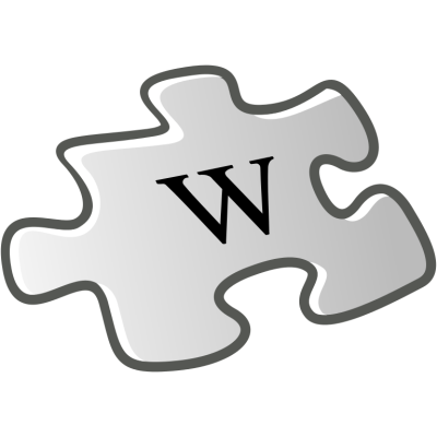 File:Wiki letter w.svg   Wikipedia