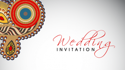Sample text for Muslim marriage and Waleema invitation ...