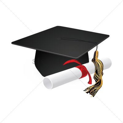 Graduation Cap PNG Transparent
