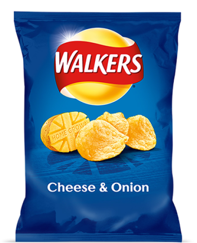 Walkers Crisps Cheese u0026 O