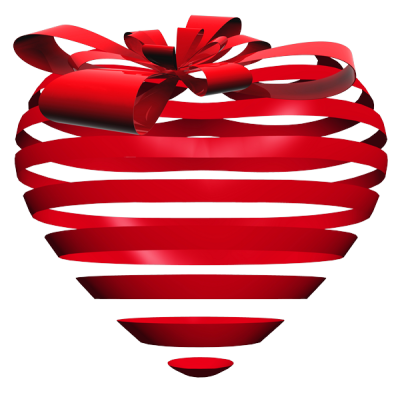 Heart Strips Love Picture Wallpaper Android Transparent