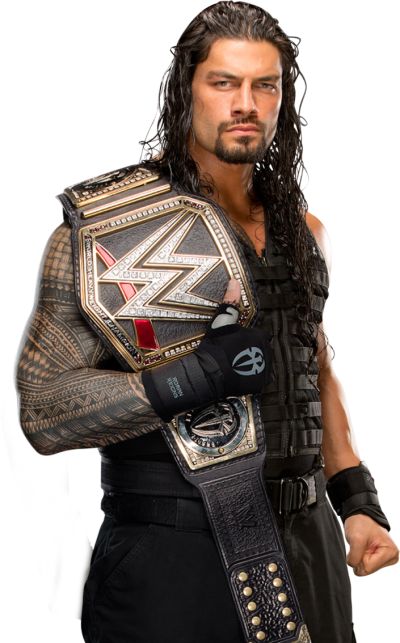 Roman Reigns Transparent Png