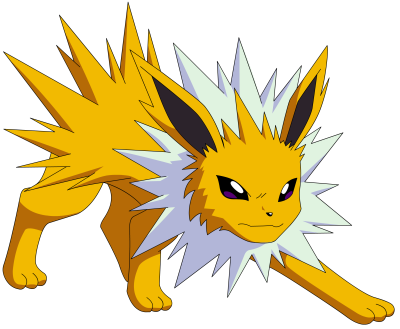 Image - Jolteon.png | Infinite Loops Wiki | FANDOM powered by Wikia