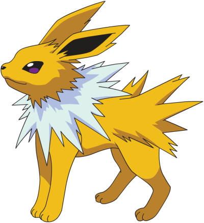 Image - Jolteon.png | Sonic Pokémon Wiki | FANDOM powered by Wikia