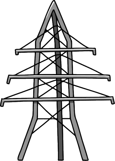 Transmission Tower Picture Free Clipart HQ