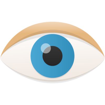 Circle Eye PNG Download Free