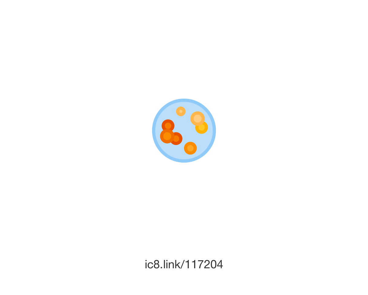 Petri Dish Icon   Free Download, PNG and Vector