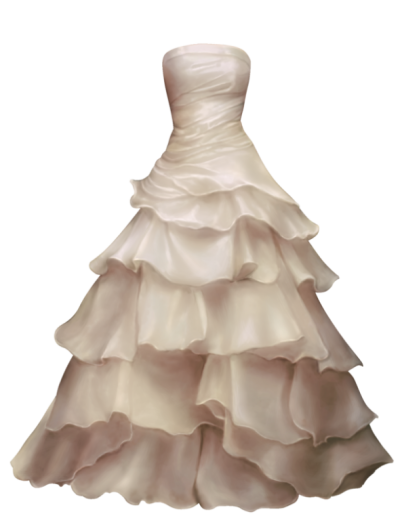 dress-Wedding-background-transparent