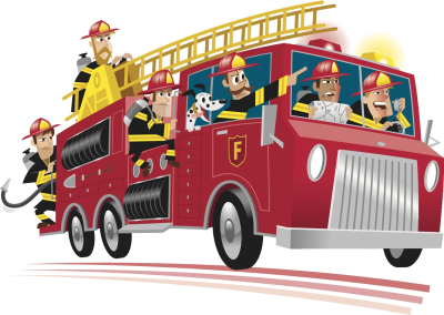 Download Cartoon Fire Truck Png Images Clipart PNG Free ...