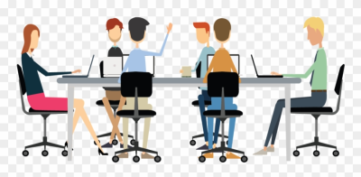Conference Clipart Office Meeting   Meeting Planning   Png ...
