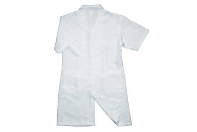 Lab Coat | Hanz Basic | Short