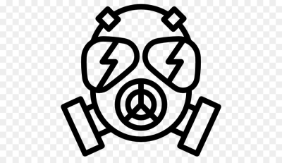 Computer Icons Gas mask Clip art   biochemical weapon png download ...