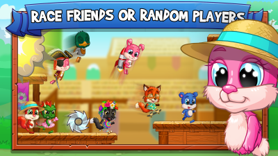 Fun Run Arena Ekran Görünt�