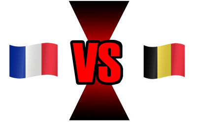 Fifa World Cup 2018 Semi-Finals France Vs
