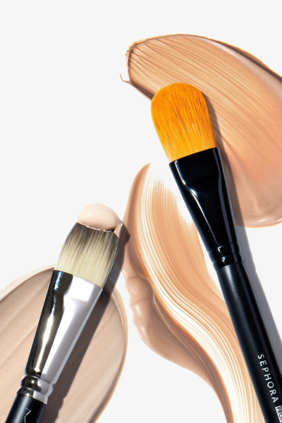 Paste traces, Makeup Brush, B