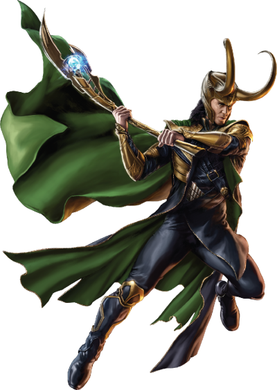 Loki High-Quality Png