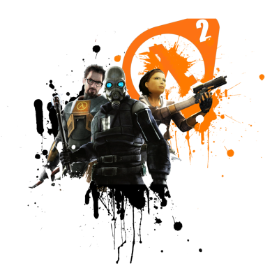 Half Life PNG Photos