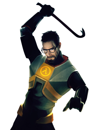 Half Life PNG Transparent